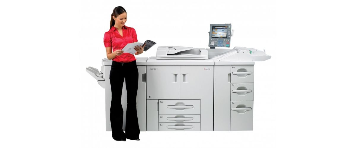 Toshiba RS191_ES905 Printer and Copier