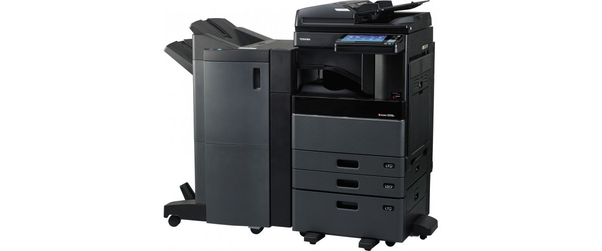 Toshiba RS2274_5008A Printer and Copier